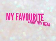 M favourite drink… äh, thing this week – Pink 75