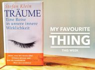 "My favourite thing this week – Das Buch ""Träume"""